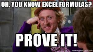 What Is A Meme Exle - how to use iferror with vlookup on excel