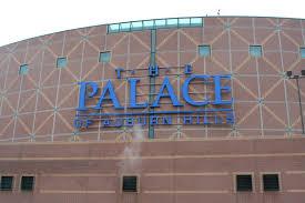 the palace of auburn hills u2013 detroit pistons stadium journey