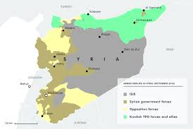 Where Is Syria On The Map by No Going Back Why Decentralisation Is The Future For Syria