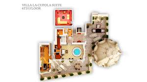 suites floor plan the westin excelsior rome