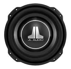 jl audi jl audio tw3 shallow depth car subwoofer 10tw3 d4