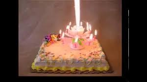 amazing happy birthday candle amazing happy birthday candle rotating and spinning and singing hb