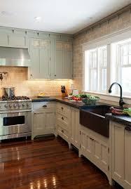 cabinets for craftsman style kitchen craftsman style home kitchens best home style inspiration