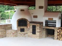 Outdoor Kitchen Designs With Pizza Oven by Top 25 Best Traditional Outdoor Pizza Ovens Ideas On Pinterest