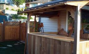 Building An Attached Carport Best Tiki Bar Plans U2013 How To Build A Tiki Bar In The Backyard