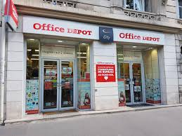 office depot fournitures de bureau office depot city 17ème grande armée restaurant 44 avenue