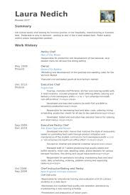 executive chef resume template pastry chef resume template sles visualcv database 0 free