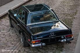 mercedes 280sl 1970 mercedes 280sl 115 000 petrolicious