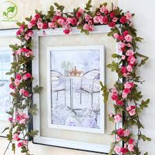 Wedding Decor Wholesale Online Buy Wholesale Artificial Flowers String From China