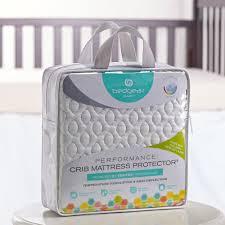 Crib Mattress Protector Pad Ver Tex Crib Mattress Protector And Dri Tec Crib Sheets By Bedgear
