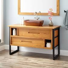Furniture Bathroom Vanity by Vessel Sink Vanities Signature Hardware