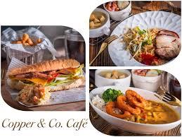 3 pi鐵es cuisine copper co café publicaciones