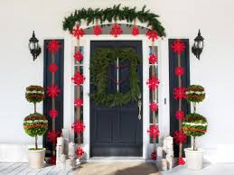 decorate meaning 20 festive front porch decorating ideas for the holidays hgtv u0027s