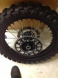 Matte Black Spray Paint For Bikes - spray paint black rims page 2 general dirt bike discussion