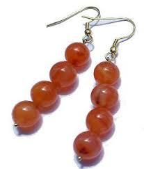 earrings elina mira by semiprecious com