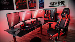 Ultimate Gaming Desk Ultimate Gaming Desk Setup Best