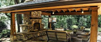 Outside Patio Covers by Houston Outdoor Patio Builders Houston Patio Builders Enclosed