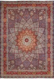 Oriental Rug Design Very Fine Vintage Tabriz Persian Rug 51042 Nazmiyal