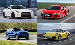 porsche car 2016 high performance awd vehicles of 2016 autonxt