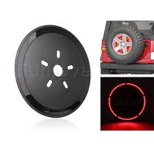 3rd brake light led ring whdz spare tire wheel led light 3rd spare tire brake light led ring