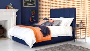 Handmade Beds And Mattresses Button  Sprung - Bedroom furniture interest free credit