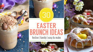ideas for a brunch 30 delicious easter brunch recipe ideas the worktop