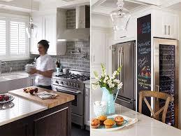 deco cuisine classique au tournant cuisine bois merisier quartz deco cuisine