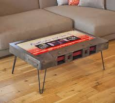 cassette tape coffee table for sale giant cassette tape coffee table