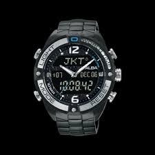Jam Tangan Alba Digital jual alba az4015x1 analog digital world time jam tangan pria
