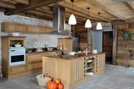 cuisines bois massif votre cuisine sur mesure en bois massif style contemporain ou classique
