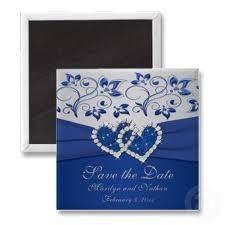 royal blue wedding invitations classice royal blue wines pocket wedding invitations iwps068