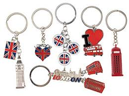 key rings designs images London keychains 6 pack souvenir key rings 6 jpg