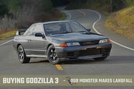 buying godzilla 3 taking delivery u0026 registering our skyline gt r