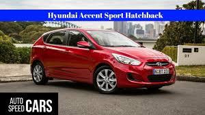 hatchback hyundai accent 2017 hyundai accent sport hatchback review youtube