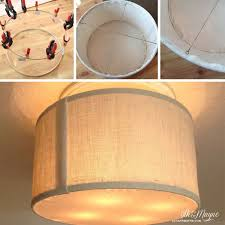 Small Shades For Chandeliers Best 25 Drum Shade Ideas On Pinterest Diy Drum Shade Drum