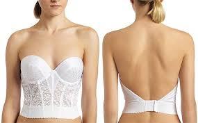 strapless bra for wedding dress low back strapless bra for wedding dress midyat