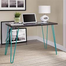 retro modern desk altra owen retro student desk hayneedle