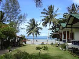 budget bungalows koh phangan blue lotus resort