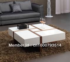 online shop modern fashionable coffee table functional table