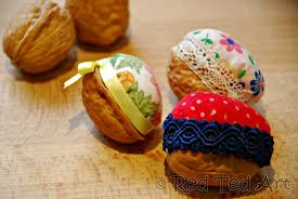 how to make walnut pin cushions red ted art u0027s blog