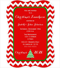 christmas lunch invitation 27 lunch invitation designs exles psd ai vector eps