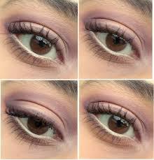 kat von d shade and light eye looks kat von d plum shade light eye contour quad review