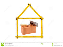 house construction company logo for house and construction company stock photo image 88455670