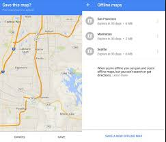 android offline maps how to use maps offline on your android device technobezz