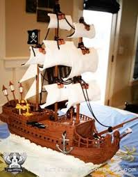 pirate ship cake google search cakes pinterest pirate ship