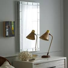Bathroom Mirror Frames by Mirror Framed Wall Mirror West Elm