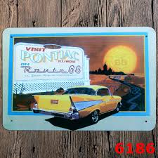 online shop summer holiday vintage home decor tin sign for wall