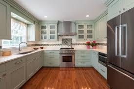 L Shaped Island Kitchen Kitchen Room Design Ideas Elegant White Kitchen Cabinet Featuring