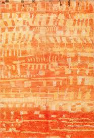 Berber Rugs For Sale Orange Shaggy Vintage Moroccan Berber Rug 48950 Nazmiyal