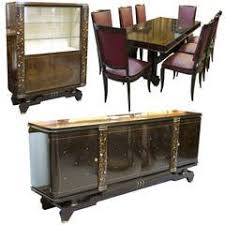 Dining Room Suite Art Deco Dining Room Sets 51 For Sale At 1stdibs